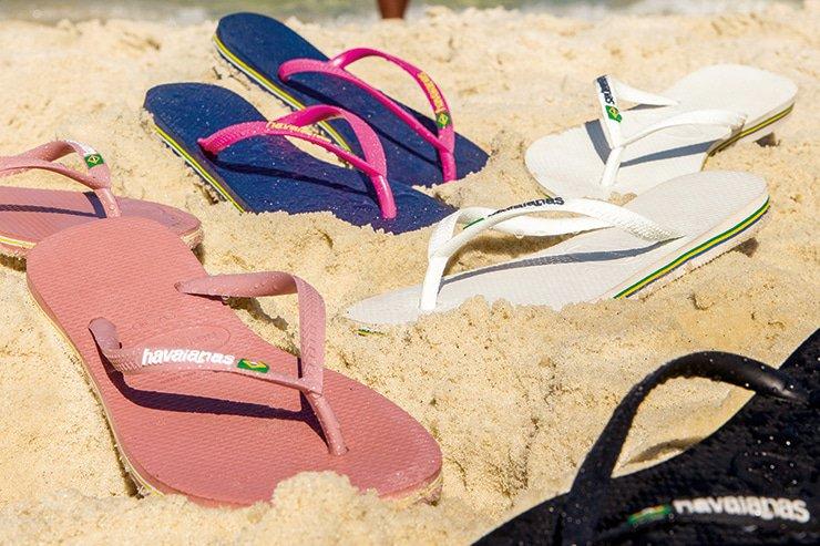 Havaianas slippers brasil logo