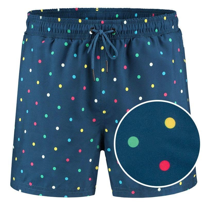 Afbeelding van A dam Underwear Heren zwemshort aebe Gerecycled polyester