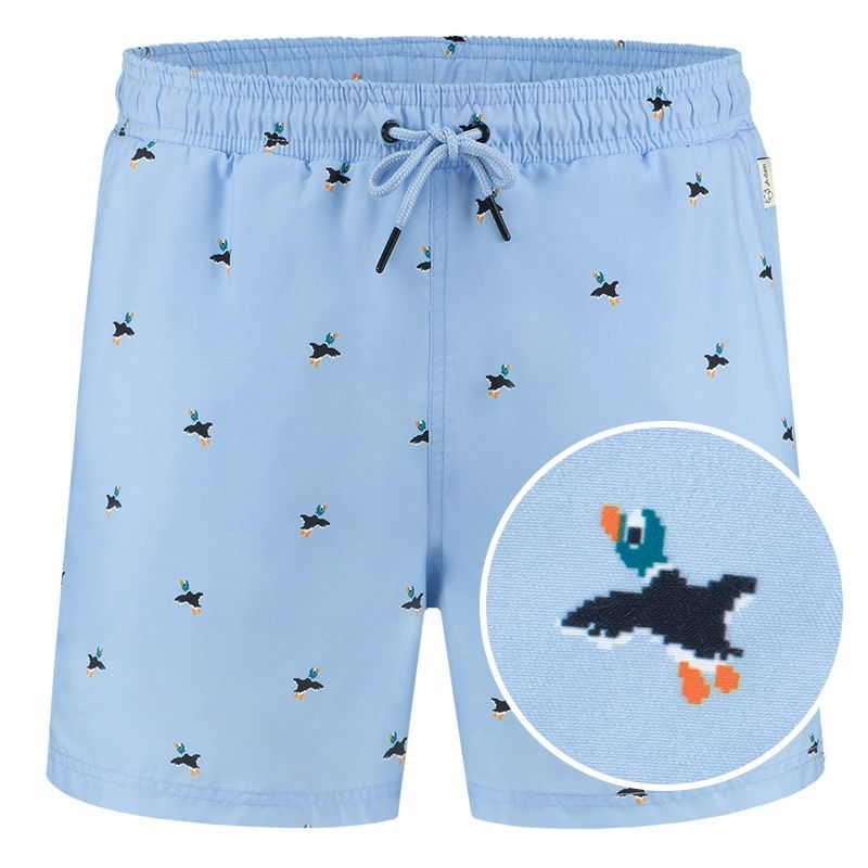Afbeelding van A dam Underwear Heren zwemshort flin Gerecycled polyester