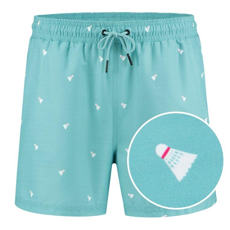 Afbeelding van A dam Underwear Heren zwemshort gep Gerecycled polyester