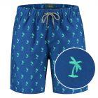 palm zwemshort blauw II