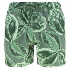 loose short sylvester leafy groen