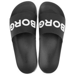 slippers knox zwart