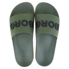 slippers knox groen