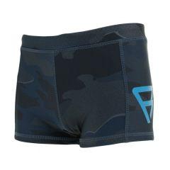 jongens zwemboxer berkley camo blauw