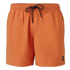 cruneco rits zwemshort oranje