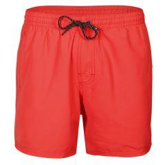 cruneco rits zwemshort rood
