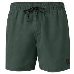cruneco rits zwemshort groen II
