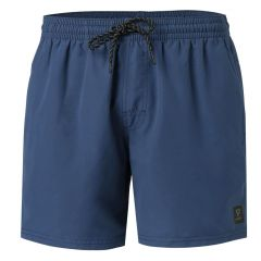 cruneco rits zwemshort blauw III