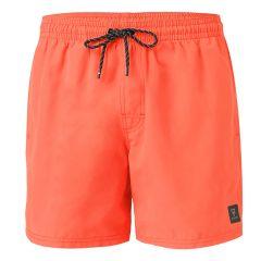 cruneco rits zwemshort oranje II