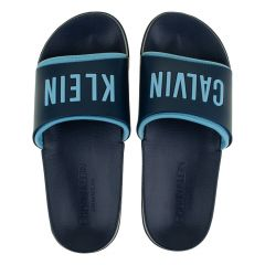 slippers intense power slide blauw