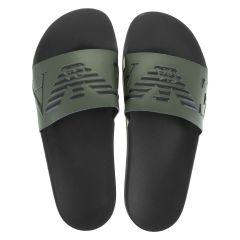 slippers EA eagle groen