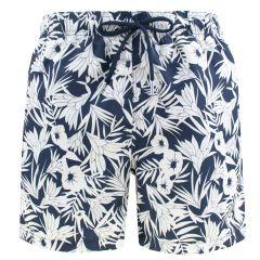 tidal bloom swim shorts blauw / wit