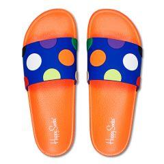 slippers big dot multi