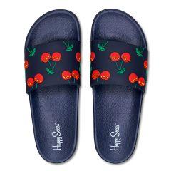 slippers cherry blauw