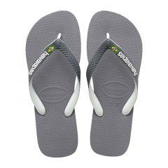 slippers brasil mix grijs