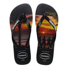 heren slippers hype sunset multi