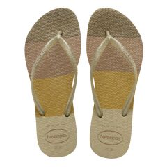 dames slippers slim palette glow multi