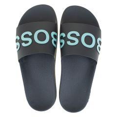 slippers bay slid blauw III