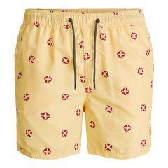 bali life belt zwemshort geel
