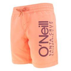 jongens cali logo zwemshort oranje