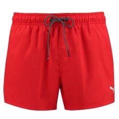 runner zwemshort rood