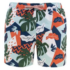 cannonball zwembroek tropical multi