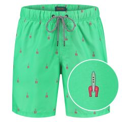 rocket zwemshort groen
