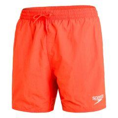"""essential 16"""" zwemshort neon oranje"""
