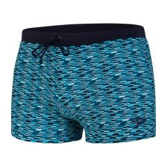 aquashort valmilton multi stripe blauw