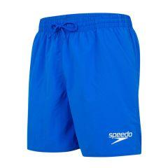 """essential 16"""" zwemshort blauw"""