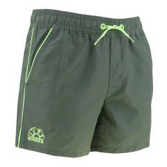 jongens mini coltrane zwemshort groen