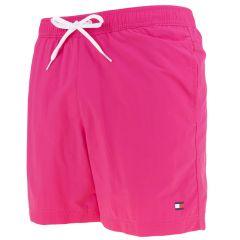 colored pocket zwemshort roze II