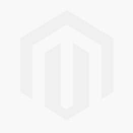side flag logo long zwemshort zwart