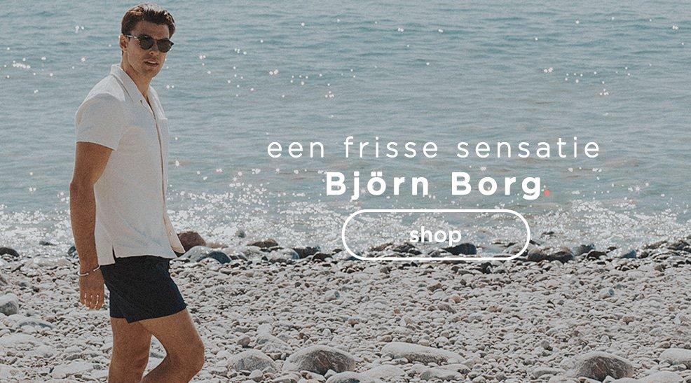 een frisse sensatie - Björn Borg