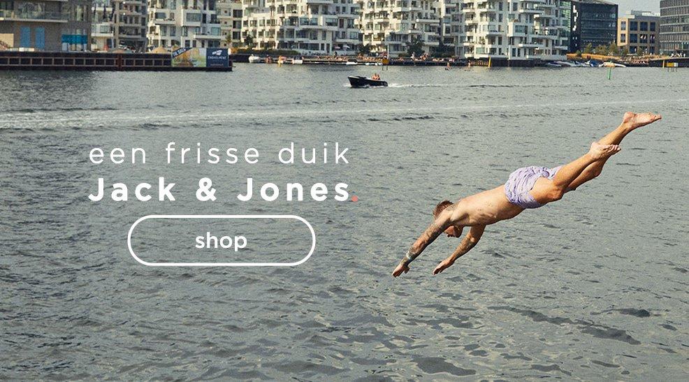 Jack & Jones - een frisse duik